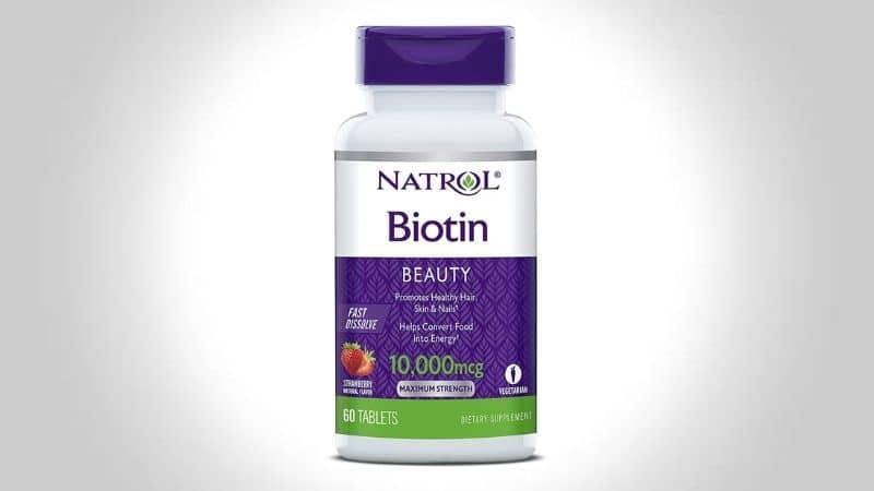Natrol Biotin Maximum Strength Tablets