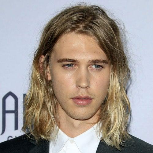 Shoulder Length Hair Men
