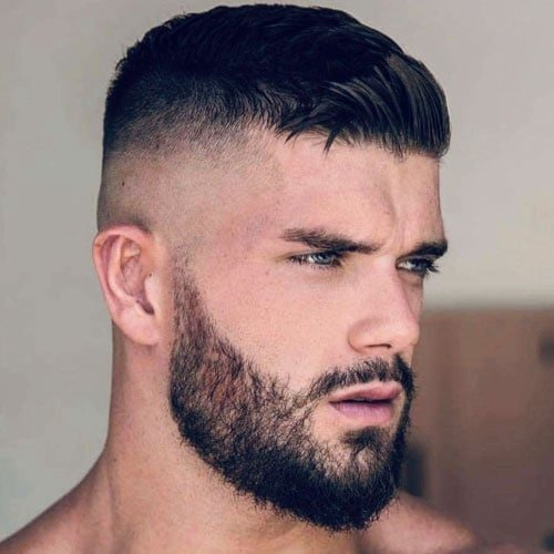 High and Tight Fade