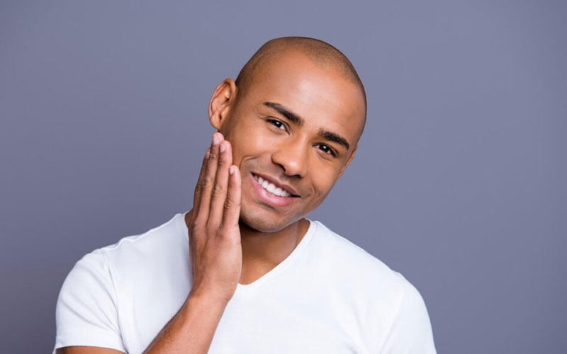 How To Keep Your Bald Head Smooth