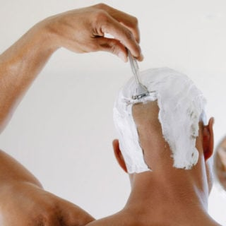 How To Maintain A Shaved Bald Head