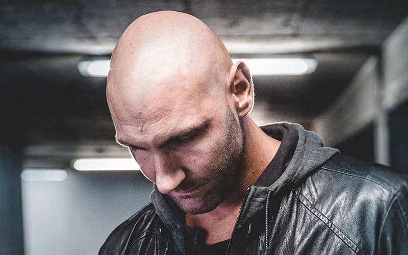 Hydrate Your Bald Head with A Good Conditioner