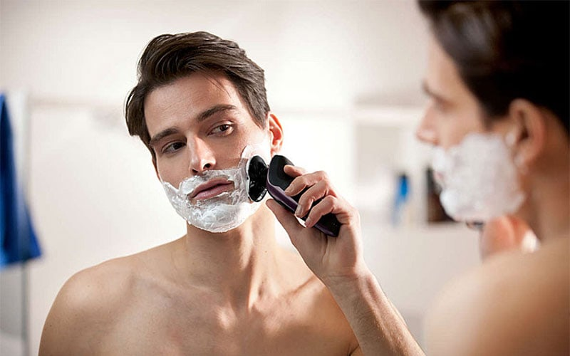 Electric Razor For First Time Shavers