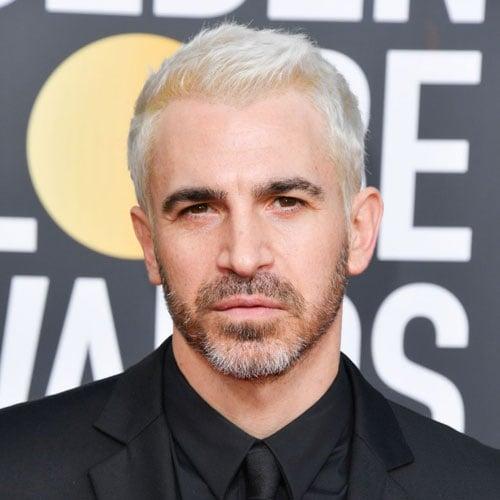 How To Dye Men's Hair Platinum Blonde