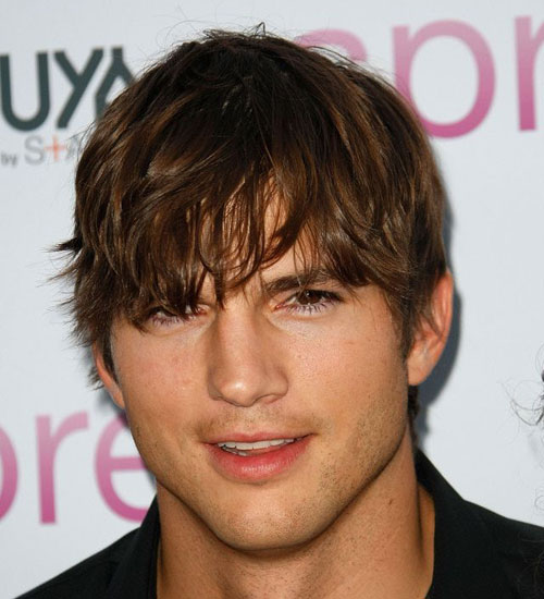 Thick Shaggy Hairstyles Men