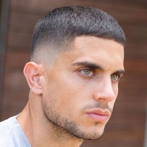 Butch Cut Haircuts Men