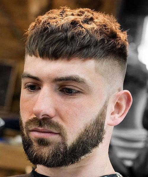 Clean Taper Fade Haircut