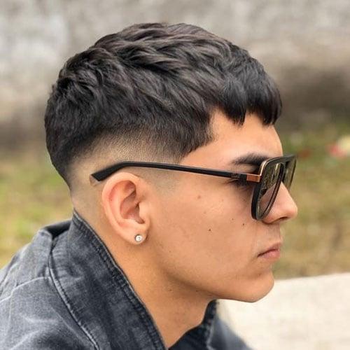 Easy Crop Top Fade Haircut