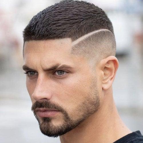 Low Maintenance Buzz Cut Haircuts