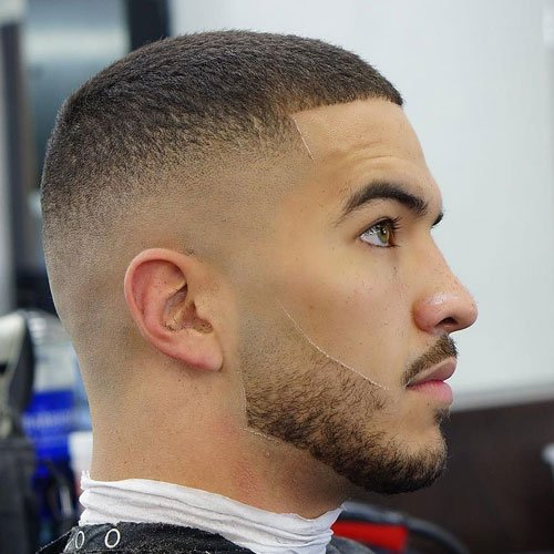 Low Maintenance Men's Short Haircuts