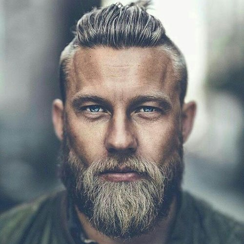 Modern Viking Haircut Styles