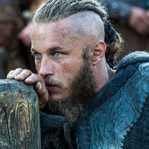Shaved Sides Viking Haircuts