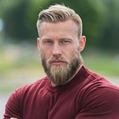 Short Viking Hair