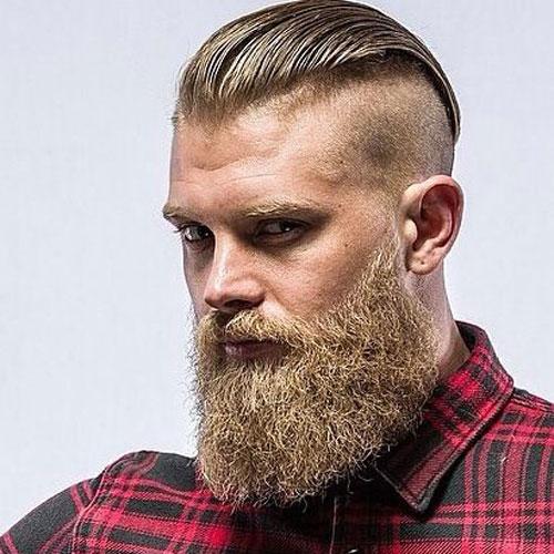 Short Viking Hairstyles