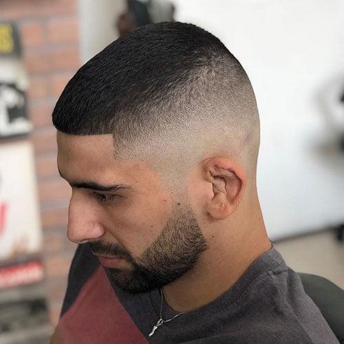 Very Short Butch Fade Haircuts