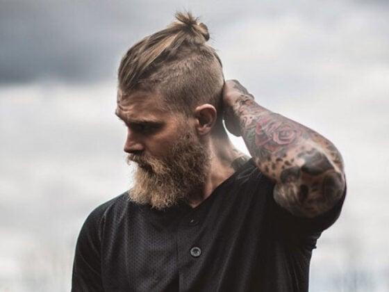 Viking Haircut