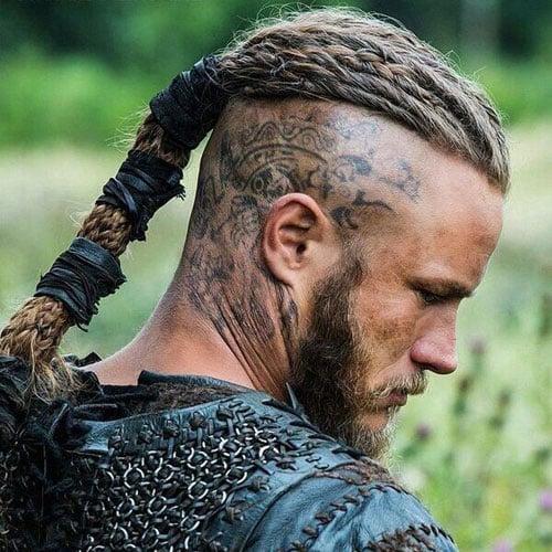 Viking Ponytail