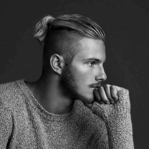 Viking Undercut Haircut