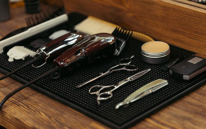Barber Clippers Set